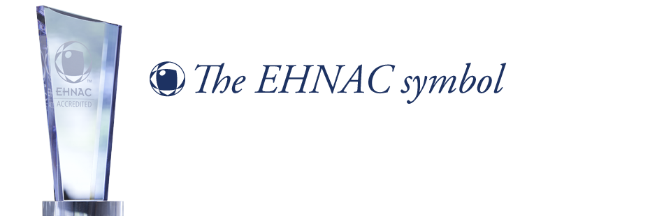 The EHNAC Symbol has become synonymous with compliance in Healthcare-related data transfer procedures.