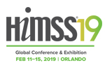 HIMSS 19 Event Logo