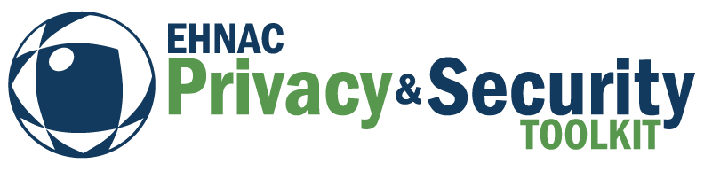 EHNAC Privacy and Security Toolkit Logo